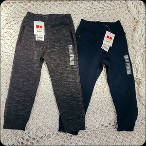 NWT Two Pairs XS Uniqlo Sweatpants